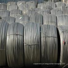 Fio de fio de aço galvanizado para Ascr