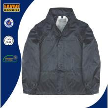 Navy 2-Piece Waterproof Rain Suit