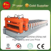 Hky 1100 Arc Bias Glazed Tile Roll Machine formateur
