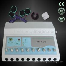 Stimulateur musculaire électrique coussinets chauffants 20 pcs