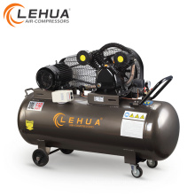 4kw 5.5hp 200l 220V/380V single/three phase vertical/horizontal mining air compressor