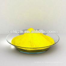 Precio de fábrica Acid Dyestuff yellow 25 en polvo utilizado para pintura y textiles