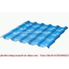 Siba resistente a la intemperie plástico resplandor azulejos