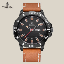 Relógio surpreendente do esporte do esporte Quzrtz para homens Waterproof a qualidade 72094