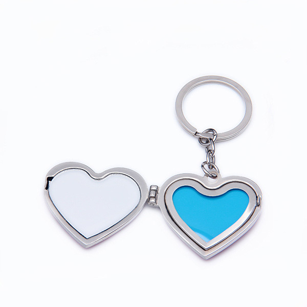 Custom Heart Shape Wholesale Keychain