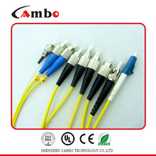 FC/SC/PC/APC/LC/MU Fiber Optic Pigtail