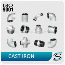 hot dipped galvanized malleable iron fitting