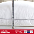 Microfiber Pillow with Piping for Hotel/Home Use