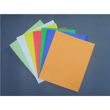 color abrasive paper