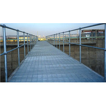 Glavanized Steel Stanchion for Handrail