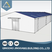Entrepôt de structure en acier avec haute qualité
