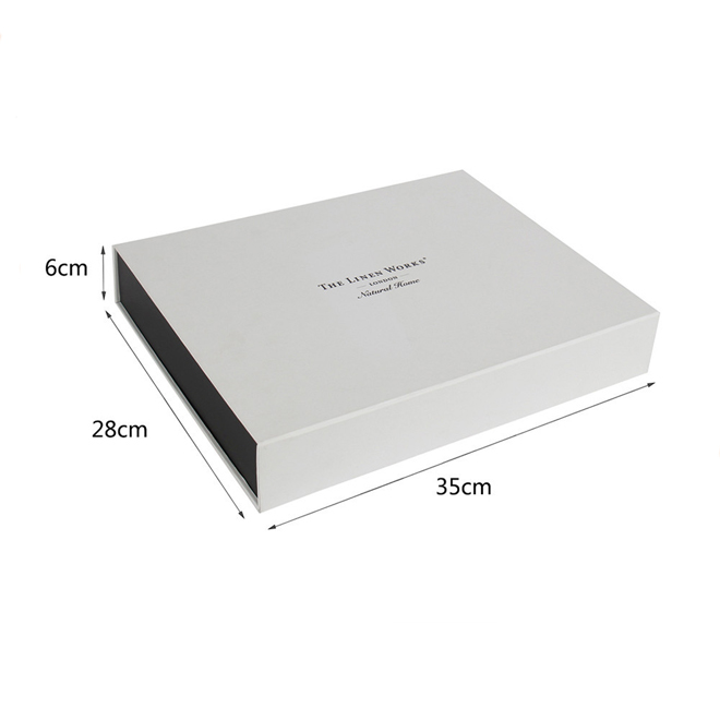 collapsible rigid gift box