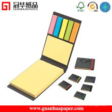 Stationery Set or Sticky Note or Note Pad with Pen
