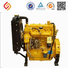 R4105 / R4108 / R4110 china nome refrigerado a água de peças de mini motor diesel usado