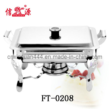 Edelstahl abnehmbar Chafing Dish (FT-0208)