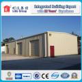 Niedrige Kosten-Bau-Entwurfs-Stahlmetallstruktur-Gebäude plant Preis vorfabriziertes Lager