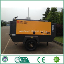 2015 hot sale 14KG 15 stere Mobile diesel air compressor