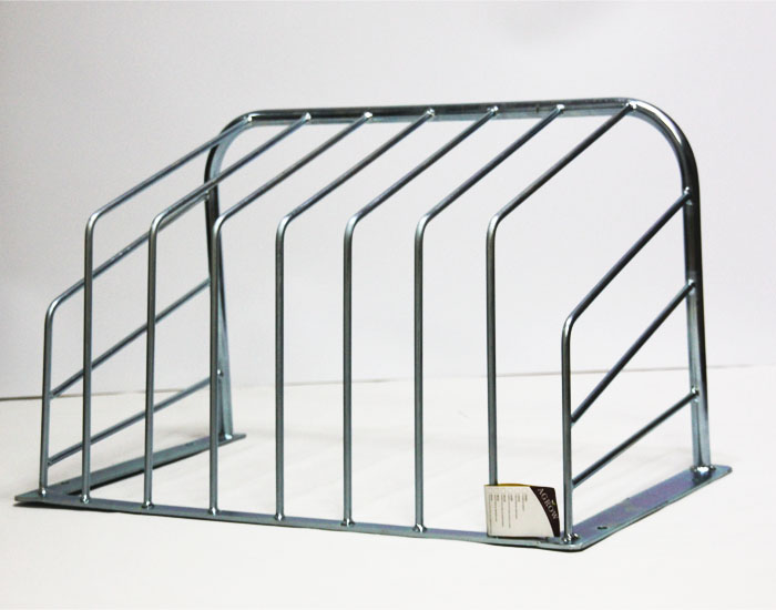 Galvanized Wall Mount Hay Rack