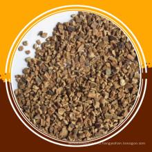 24mesh мягкие абразивные гранулы скорлупы грецкого ореха для полирования