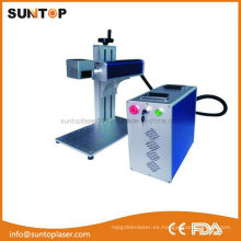 Máquina de marcado láser de fibra de 30 vatios / Máquina de marcado láser de fibra Precio