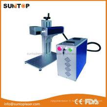 Machine de marquage au laser à fibre de 30 Watt / Machine de marquage au laser à fibre Prix