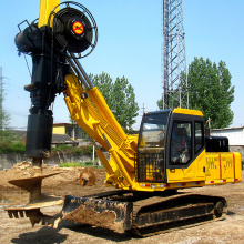 Crawler Mobile Water Well Drill Machine