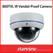 800tvl IR Vandal Proof Fixed CCTV Dome Überwachungskamera (D22)