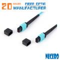 Cabo de fibra óptica de banda larga de Shenzhen para cabo de manobra SC-ST