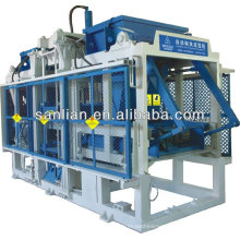 Color paver making machine