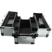 Профессиональный алюминиевый футляр для инструментов с разделителями (KeLi-tray-06)