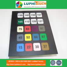 Hot Selling for Lamination PCB Membrane Switch Rigid PCB Circuit BOLT Screw Locking Membrane Keypad supply to Netherlands Suppliers