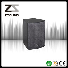 Zsound U10 10 pouces Night Club Full Way Passive enceinte audio PRO