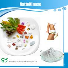 Poudre de nattokinase naturelle pure de haute qualité