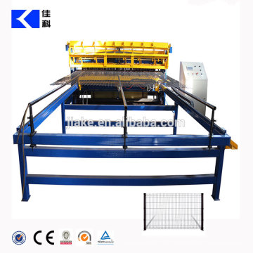 3-6mm Automatic Steel Wire Mesh Panel Welding Machines for Making Hesco Concertainer Used Welded Steel Wire Mesh