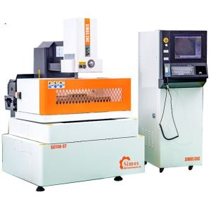 High Accuracy CNC Wire Cut EDM Machine SCT40-ST