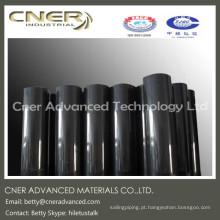 Fabricante profissional durável 3 K Tubo De Fibra De Carbono, Quadrado / Retangular / Redondo / Oval / 3D-shaped Pole / tubo