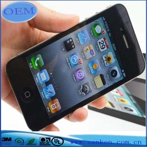Tempered Glass Screen Guard Proector voor mobiele telefoon