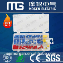 MG 160pc assorted pre-insulated and butt connector kits