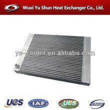 Fornecedor de peças de resfriamento de alumínio