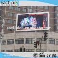 China große Videowand Preis P4 P5 P6 P8 P10 wasserdichte Werbung im Freien führte Plakatwand