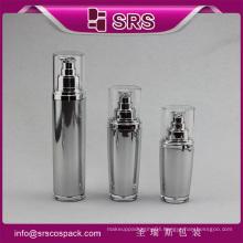 China Cosmetics Cream Empty bottle , Face Cream lotion bottle , 30ml deodorant glass roll on bottle for cream