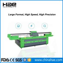 Imprimante UV à plat d'effet de relief 3D pour le plastique en métal de verre