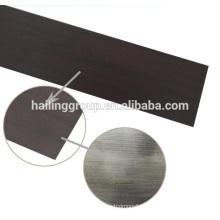 Wood grain dry back PVC flooring