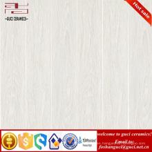 Azulejo de cerámica del suelo de la teja de madera rústica gris de la fábrica de China