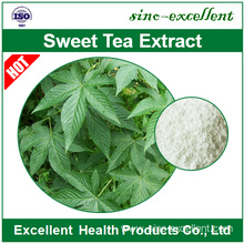 High quality factory for Natural Sweetener Sweet Tea extract Rubusoside supply to Malta Factory