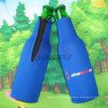 Best Selling Neoprene Bottle Suit, Customized Beer Bottle Cooler (BC0003)