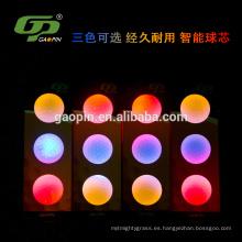 pelota de golf globo bola de golf LED