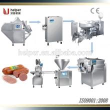 Machines électriques de fabrication de saucisses