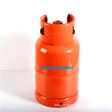 Butane Gas Bottle 25lbs LPG Cylinder for Haiti
