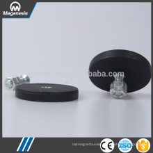 China-made promotion personalized screw rare earth pot magnet